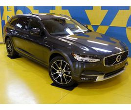 2018 VOLVO V90 CROSS COUNTRY T6 -INSCRIPTION - BOWERS & WILKINS - WINTER PACK | CARS & TRU