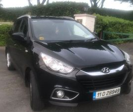 HYUNDAI IX35 FOR SALE IN WICKLOW FOR €6,400 ON DONEDEAL