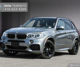 2018 BMW X5 XDRIVE35I   M SPORT   CPO   PREMIUM ENHANCED   CARS & TRUCKS   CITY OF TORONTO