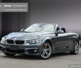 2019 BMW 4 SERIES 430I XDRIVE CABRIOLET   CERTIFIED SERIES   CARS & TRUCKS   CITY OF TORON