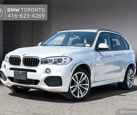 2017 BMW X5 XDRIVE35I   M SPORT   CERTIFIED SERIES   CARS & TRUCKS   CITY OF TORONTO   KIJ