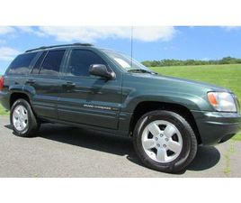 2001 JEEP GRAND CHEROKEE LIMITED EDITION