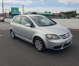 2007 GOLF PLUS 1.4 COMFORT FOR SALE IN DUBLIN FOR €1,950 ON DONEDEAL