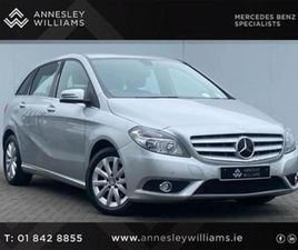 B180 1.5 CDI BE SE 5DR AUTO **SALE AGREED**