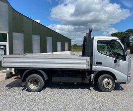 TOYOTA DYNA PICK UP FOR SALE IN MEATH FOR €0 ON DONEDEAL