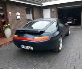 PORSCHE 928 GTS WERTANLAGE