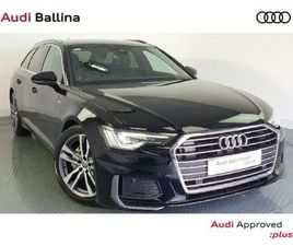AUDI A6 AVANT S LINE AUTO 204BHP FOR SALE IN MAYO FOR €56,950 ON DONEDEAL