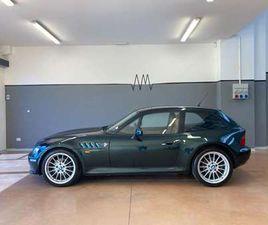 BMW Z3 2.8 24V COUPE OXFORD GREEN 1/22