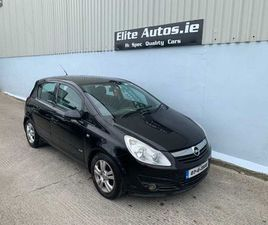 OPEL CORSA, 2007 FOR SALE IN GALWAY FOR €1,500 ON DONEDEAL