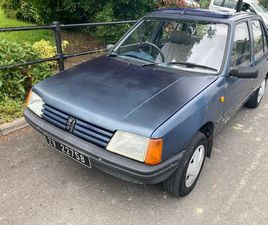 1988 PEUGEOT FOR SALE IN CAVAN FOR €2,200 ON DONEDEAL