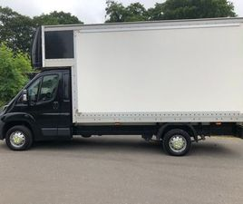 2016 PEUGEOT BOXER LUTON FOR SALE IN ARMAGH FOR £8,995 ON DONEDEAL