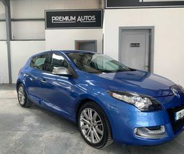RENAULT MEGANE, 2013 1.5DCI GT LINE COUPE AUTO FOR SALE IN WATERFORD FOR €8,950 ON DONEDEA