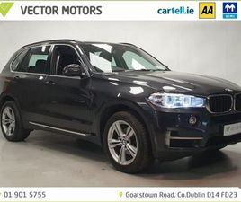 BMW X5 XDRIVE 25D SE 7 SEATER FOR SALE IN DUBLIN FOR €36,950 ON DONEDEAL