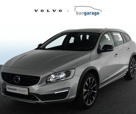 VOLVO V60 CROSS COUNTRY D3 POLAR+ LUXURY LEDER NAVIGATIE AUTOMAAT