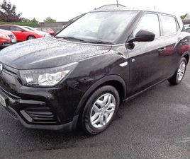 SSANGYONG TIVOLI, 1.6 CRDI 5 DOOR. FOR SALE IN LAOIS FOR €21,750 ON DONEDEAL