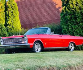 FOR SALE: 1965 FORD GALAXIE IN GENEVA, ILLINOIS
