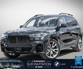 2021 BMW X7 M50I   CARS & TRUCKS   LAVAL / NORTH SHORE   KIJIJI