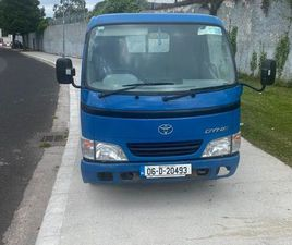 TOYOTA DYNA FOR SALE IN DUBLIN FOR €5,500 ON DONEDEAL