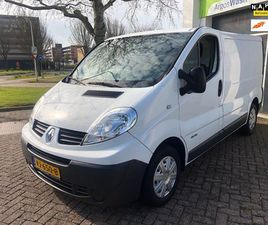 RENAULT TRAFIC 2.0 DCI T27 MARGE/ECO/NAVI/AIRCO/CRUISE-C/PDC/NAP/NETTE BUS