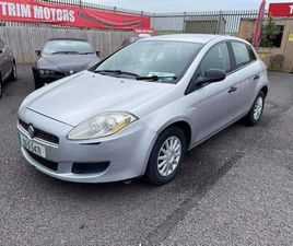 FIAT BRAVO 1.4 PETROL 2009 NEW NCT FOR SALE IN MEATH FOR €1,950 ON DONEDEAL