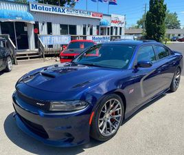 USED 2017 DODGE CHARGER SRT 392-6.4L-ACCIDENT FREE-WE FINANCE