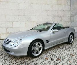 MERCEDES-BENZ SL 350 EDITION 50 (1 OF ONLY 500)