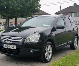 10 NISSAN QASHQAI 2.0DCI +2 7SEATER NEW N.C.T9-22 FOR SALE IN DUBLIN FOR €3,950 ON DONEDEA