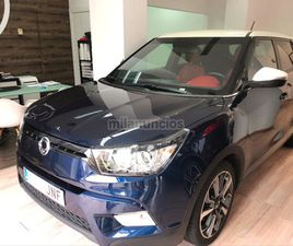 SSANGYONG - TIVOLI D16T LIMITED RED EDITION AUTO 4X4