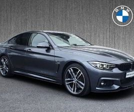 BMW 4 SERIES 420D XDRIVE M SPORT GRAN COUPE FOR SALE IN GALWAY FOR €43,995 ON DONEDEAL