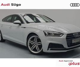 AUDI A5 SB S LINE 40 TDI 190HP AUTO - 2.0L - PCP FOR SALE IN SLIGO FOR €47,650 ON DONEDEAL
