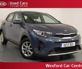 KIA STONIC 1.2 K1 5DR FOR SALE IN WEXFORD FOR €17,495 ON DONEDEAL
