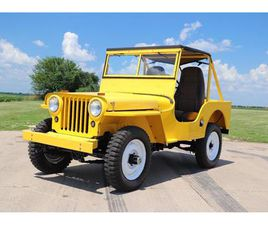 FOR SALE: 1946 WILLYS JEEP IN CLARENCE, IOWA