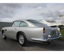 1964 ASTON MARTIN DB5 SALOON - £799,995
