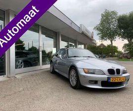 BMW Z3 COUPÉ | 2.8 | AUTOMAAT | M-PAKKET | 18 LM VELGEN