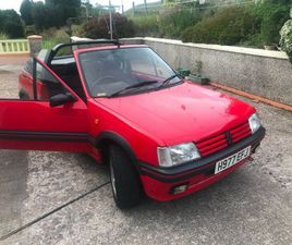 PEUGEOT 205 CTI FOR SALE IN TYRONE FOR £5,250 ON DONEDEAL