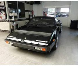 3.2 V8 + TURBO QUATTROVALVOLE CABRIOLET 1985 *OLDTIMER!*