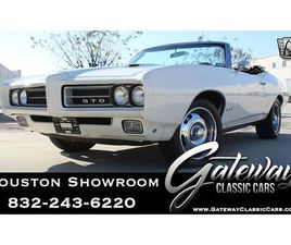 FOR SALE: 1969 PONTIAC GTO IN O'FALLON, ILLINOIS