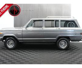 FOR SALE: 1980 JEEP WAGONEER IN STATESVILLE, NORTH CAROLINA