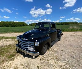 PICK UP CHEVROLET 3100 1950