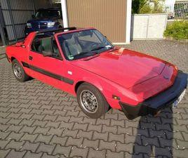 FIAT BERTONE X 1/9 I.E.