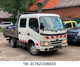 TOYOTA DYNA 100 3.0D-4D DOUBLE CAB NETTO 7000€