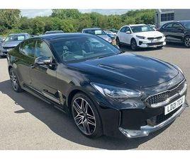 2021 KIA STINGER 3.3 T-GDI GT S (361BHP) - £37,995