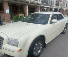 2007 CHRYSLER 300 WITH LEATHER INTERIOR AND SUNROOF   CARS & TRUCKS   OAKVILLE / HALTON RE
