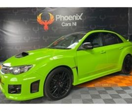 USED 2013 SUBARU WRX -TP UK SYM-CAL AWD SALOON 60,000 MILES IN BLACK FOR SALE   CARSITE