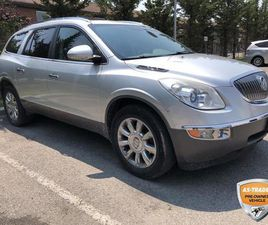 USED 2012 BUICK ENCLAVE CXL IT'S A BUICK!!