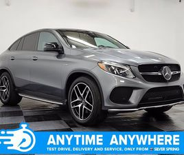 2018 MERCEDES-BENZ GLE 43 AMG COUPE 4MATIC