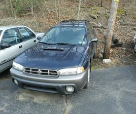 1998 SUBARU OUTBACK LIMITED EDITION 30TH ANNIVERSARY EDITION