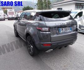 LAND ROVER OTHER EVOQUE 2.0 TD4 HSE DYNAMIC 180CV 5P AUTO MY18 DEL 2017