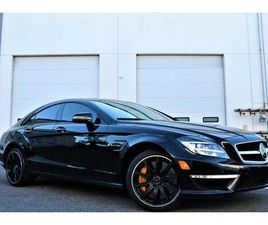 CLS 63 AMG S-MODEL