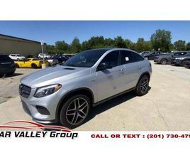 2019 MERCEDES-BENZ GLE 43 AMG COUPE 4MATIC